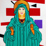 Madonna protects you from abstract art