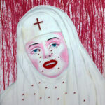 Nun in love with Jesus